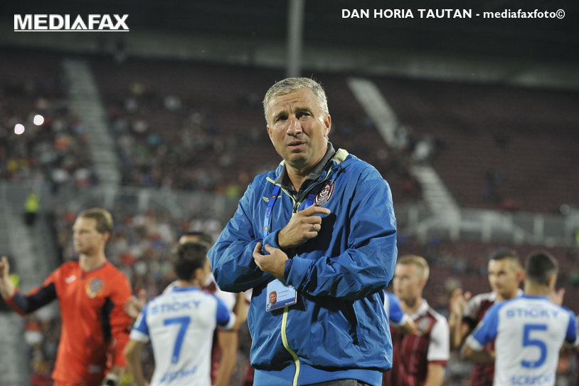 Toate drumurile duc spre naţională pentru Dan Petrescu! Iuliu Mureşan a confirmat întâlnirea dintre antrenor şi Burleanu. Ce condiţii pune CFR