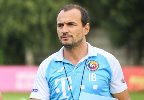 """Primele declaraţii făcute de Ionuţ Badea după ce şi-a reziliat contractul cu FRF: """"Mi-aş fi dorit să preiau naţionala! Am acumulat experienţă"""""""