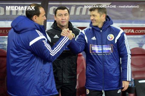 """EXCLUSIV   Opinia lui Viorel Moldovan pe un subiect delicat. """"Am putea juca în 4-4-2, dar am avea nevoie de un turn de control pentru Andone"""""""
