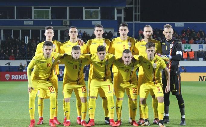 România U21 - Portugalia U21 1-1. Dennis Man aduce un punct vital pentru calificare. Rămânem lideri înaintea meciului cu Ţara Galilor