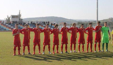 Victorie pentru cei mai mici dintre tricolori. România U16 şi Cipru, meci cu cinci goluri