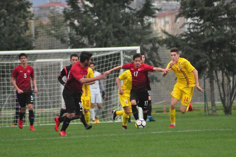 VIDEO | Victorie pentru naţionala U16 a României! Tricolorii au învins Italia cu un gol superb înscris de Ianis Stoica, cel mai tânăr marcator din istoria FCSB