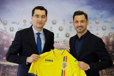 """Mirel Rădoi a explicat de ce a acceptat oferta lui Răzvan Burleanu! Ce spune fostul mijlocaş despre postul de la naţionala U21: """"Sper să nu se supere Adi Mutu pe mine, dar..."""""""