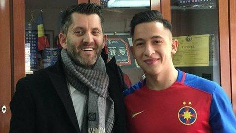 Jucătorul de 700.000 de euro al lui Becali, afectat de critici. Reacţia lui Moruţan, după ce a sclipit împotriva Serbiei