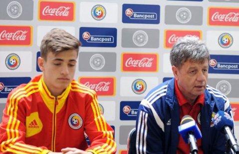 """Un selecţioner fericit. Boingiu, cuvinte mari: """"Sincer vă spun, calitatea jucătorilor de acum e peste a generaţiei lui Contra"""". Singurul merit pe care-l scoate în evidenţă şi ce a spus Măţan, MVP-ul meciului cu Serbia"""