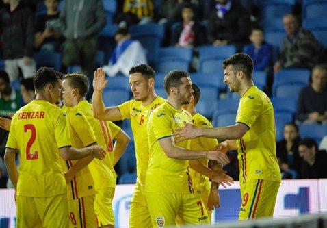 România se menţine pe locul 32 în clasamentul FIFA