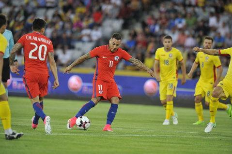 Chile se prezintă cu rezervele la meciul cu România. Lotul anunţat de sud-americani: Alexis Sanchez şi Claudio Bravo au fost lăsaţi acasă