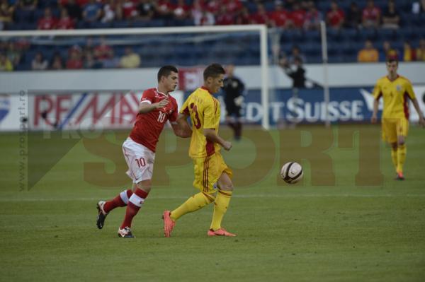 Naţionala GROZAVĂ! Revanşă după 18 ani: Elveţia - România 0-1