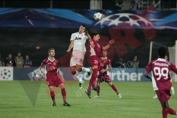 Killerul, Liga şi ardelenii! CFR - Man. United 1-2!
