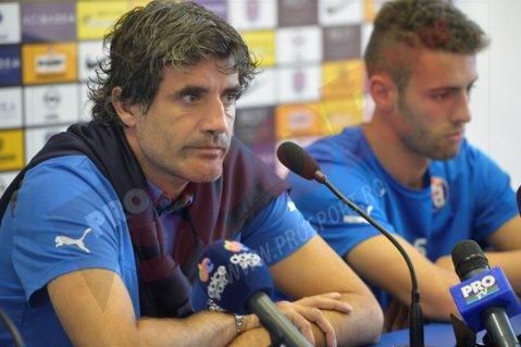 """Antrenorul de la Dinamo Zagreb a recunoscut negocierile pentru Latovlevici: """"E principala ţintă. Depinde dacă Steaua se va califica sau nu în grupele Ligii"""""""