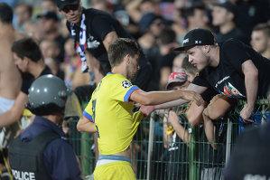 Scene halucinante la Sofia. Steliştii s-au dus la galerie după meci, dar fanii au reacţionat incredibil. FOTO | Gestul lui Gâlcă