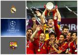 Dominaţia Spaniei în Liga Campionilor. Ibericii conduc la numărul de goluri şi prezenţe în cea mai importantă competiţie intercluburi din Europa