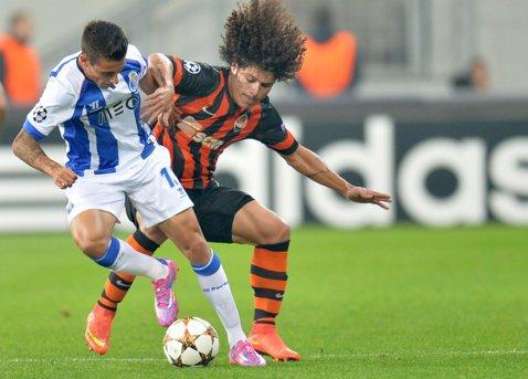 Lucescu, lovit din nou de proverbialul ghinion. Cum a pierdut victoria cu Porto, deşi în minutul 89 Şahtior conducea cu 2-0
