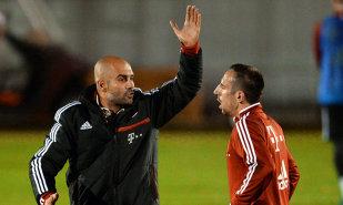 Reacţia incredibilă a lui Guardiola la adresa propriilor fotbalişti, după ce Bayern a zdrobit-o cu 7-1 pe AS Roma
