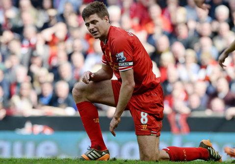 """Steven Gerrard a rezistat """"tentaţiei"""". Mijlocaşul lui Liverpool admite că a refuzat-o pe Real Madrid de două ori"""