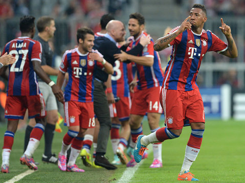 FOTO | Reacţia incredibilă a fanilor Romei după ce au fost umiliţi de Bayern. Ce s-a întâmplat în tribune la finalul meciului