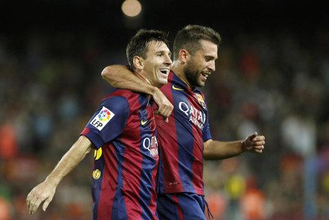 Nu mai împarte recordul cu nimeni! Messi, cel mai bun marcator din istoria Champions League, după tripla înscrisă cu Apoel