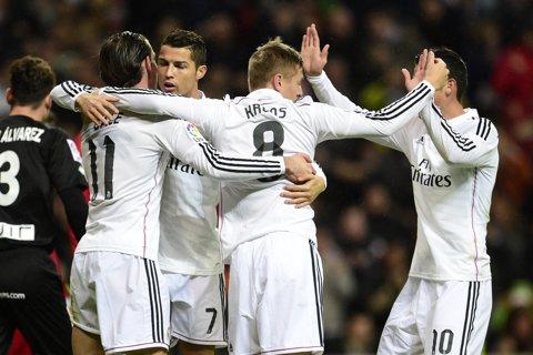 """Real Madrid, singura echipă cu punctaj maxim în Ligă. Blestemul de care se tem """"galacticii"""""""