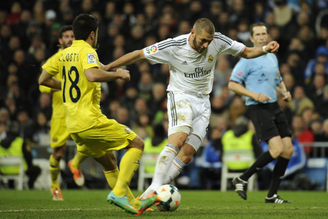 Benzema ratează partida tur împotriva celor de la Juventus în Liga Campionilor