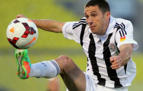 Coşmarul Rudonja? Miroslav Vulićević nu marcase niciodată pentru Partizan până la meciul cu Steaua
