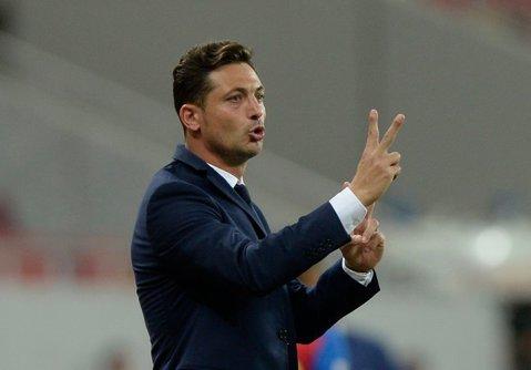 """Rădoi rămâne optimist: """"Nu mai avem nimic de pierdut, vrem victoria la Belgrad"""". Cum vede antrenorul Stelei întâlnirea cu ultraşii lui Partizan"""