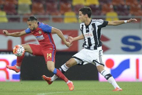 """Hamroun, optimist în privinţa returului: """"Nu e imposibil să marcăm la Belgrad. Partizan nu e Barcelona"""""""
