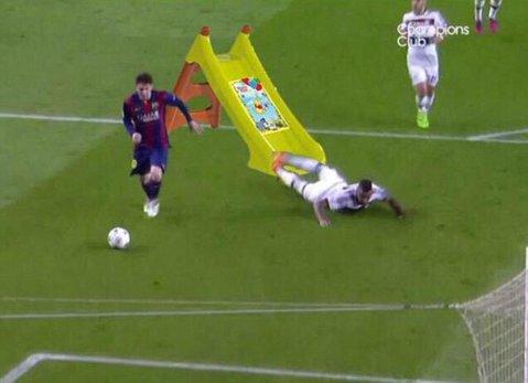 Lionel Messi, cel mai frumos gol al sezonului precedent în competiţiile UEFA! VIDEO Reuşita  care îi dă şi acum coşmaruri lui Boateng