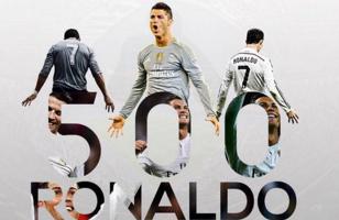 Opreşte-l dacă poţi! Ronaldo, la al 500-lea gol al carierei: l-a egalat pe Raul în topul golgheterilor all-time ai Realului. Cum a marcat golurile