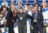 """Jose Mourinho o vrea pe Arsenal OUT din Champions League! """"De obicei ţin cu echipele din Anglia, dar..."""" Cum îşi explică """"Specialul"""" opţiunea"""