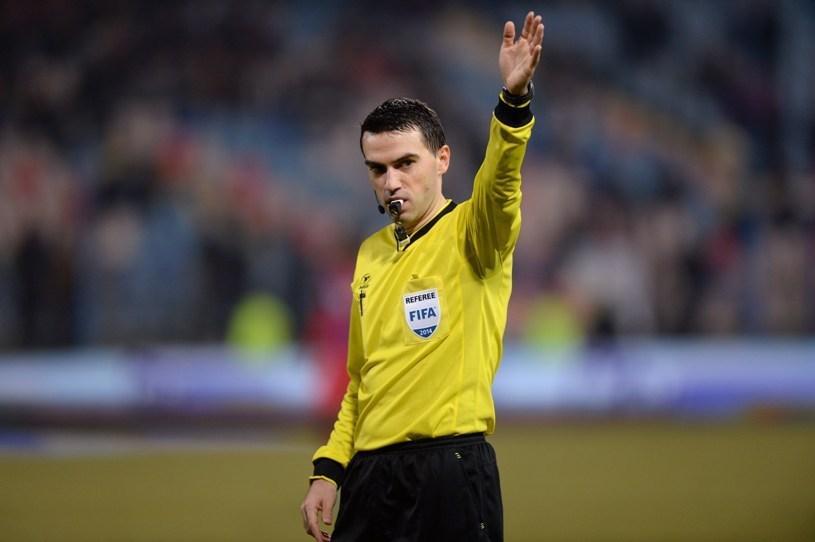 Ovidiu Haţegan, delegat în optimile Ligii Campionilor: va arbitra meciul dintre Manchester City şi Dinamo Kiev