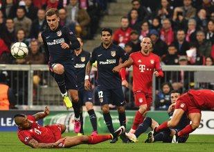 """SIMEONE SCRIE ISTORIE! Bayern - Atletico 2-1, în returul semifinalelor Champions League. """"Cholo"""" îşi duce echipa în a doua finală în trei sezoane după un meci nebun"""