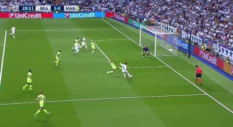 Real Madrid e prima şi la acest capitol! De câte autogoluri au beneficiat galacticii în Champions League