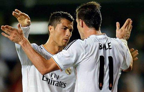"""""""Gareth Bale l-a eclipsat total pe Cristiano Ronaldo!"""" Presa internaţională după Real - City"""