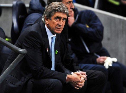 """Manuel Pellegrini: """"Nu meritam să pierdem, un egal ar fi fost corect"""""""