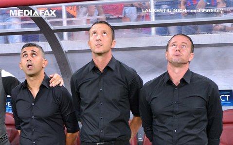 """Probleme mari pentru Reghecampf înaintea meciului cu Sparta Praga. Adi Popa este incert. Antrenorul Stelei are mari dificultăţi în alcătui un prim """"11"""". Cum ar putea arăta echipa de start"""