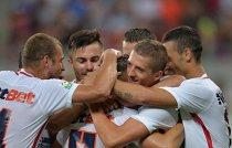 Noroc că n-au vândut toţi fotbaliştii! Sparta Praga - Steaua 1-1, iar golul lui Nicuşor Stanciu transformă vicecampioana în favorită pentru calificarea în playoff-ul Ligii Campionilor