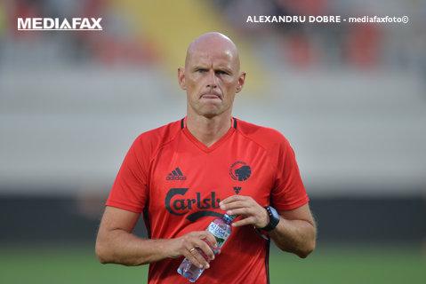"""Danezii au remarcat un jucător de la Astra: """"Este foarte bun!"""" Reacţia lui Stale Solbakken după 1-1 la Giurgiu"""