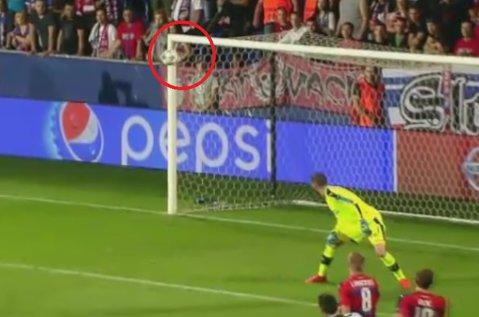 Vinclu curat! VIDEO | Keşeru a dat probabil cel mai frumos gol al carierei în meciul care a dus-o pe Ludogoreţ din nou în Liga Campionilor