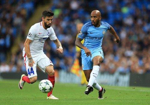 Pretenţii zero, reuşite zero! Steaua nu-şi propune nimic de la returul cu Manchester City şi iese din Liga Campionilor cu 6-0 la general