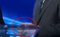 VIDEO: Moment BIZAR în direct la TV! E cea mai mare păcăleală?