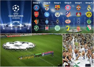 Clasamente Liga Campionilor. Programul meciurilor şi rezultatele complete
