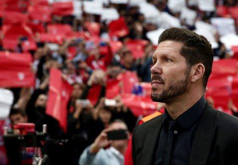 """Simeone după victoria cu Bayern Munchen: """"A fost unul dintre cele mai bune meciuri de când antrenez pe Atletico!"""""""