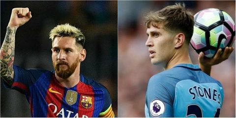 """John Stones, gata de duelul cu Lionel Messi: """"Nu mă sperie!"""" Barcelona - City, de la 21:45"""