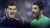 Liga Campionilor, optimi | FC Porto - Juventus 0-2. Buffon a câştigat duelul veteranilor cu Casillas: inspiraţia lui Allegri a adus victoria torinezilor. FC Sevilla - Leicester City 2-1. Sarabia şi Correa au adus victoria andaluzilor