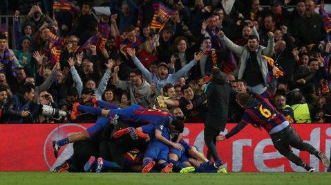 """Barcelona, amendată de UEFA după meciul fantastic făcut cu PSG! Alte trei echipe au fost """"taxate"""" de forul european"""