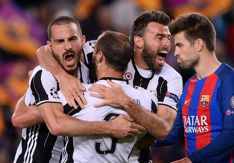 Juventus, a treia echipă din istoria Champions League care nu ia gol într-o dublă manşă cu Barcelona. Ce s-a întâmplat cu celelalte două formaţii care au reuşit această performanţă