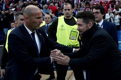 Reacţia lui Diego Simeone după ce Atletico a fost eliminată de Real Madrid