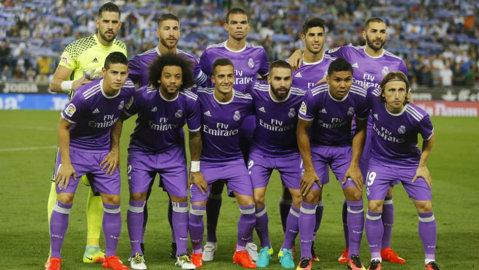 """Mov, culoarea norocoasă a """"galacticilor""""? Real Madrid va fi echipa oaspete în finala de la Cardiff şi nu va putea evolua în alb. Ce s-a întâmplat în finala din 2000, când nu au purtat echipamantul """"blanco"""""""