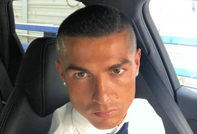 A venit şi cu explicaţia! :) Cristiano Ronaldo a dezvăluit motivul pentru care a apelat la această tunsoare