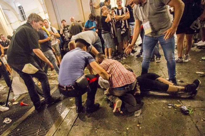Tragedie în Italia! E zi de doliu după finala Ligii Campionilor: a fost anunţat primul deces | VIDEO cu momentele de panică din Torino